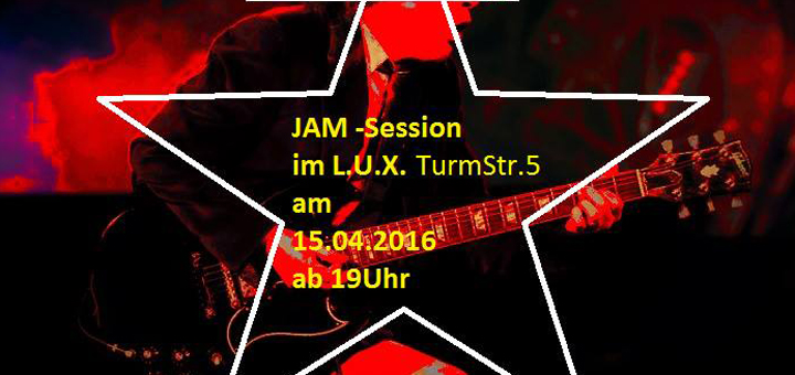 ratingen lux jam rock