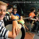 lux Ratingen handwerker ratinger festival folkerdey manege zeltzeit
