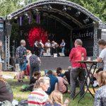 Ratingen lux festival folkerdey voices Murat Kayi Band 8